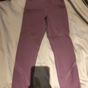 Lululemon Uncovered Strength HighRise Crop 23""